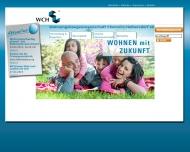 Website Wohnungsbaugenossenschaft Chemnitz-Helbersdorf eG