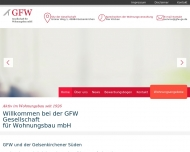 Bild GFW Gesellschaft für Wohnungsbau mbH
