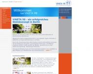 VINETA 98 Startseite