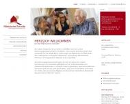 Website Märkische Scholle Wohnungsunternehmen e.G.