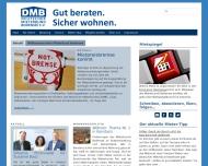 Bild Webseite Mieterverein Bodensee Konstanz