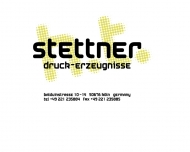 H.T. STETTNER - Druckerzeugnisse