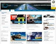 CarPC Shop Touchscreen TFT, Mini-ITX, Mobile PC, GPS