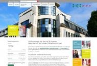 Website Hammer Gemeinn�tzige Baugesellschaft