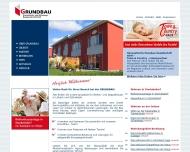 Bild Grundbau Grundstücks- und Wohnungsbaugesellschaft mbH
