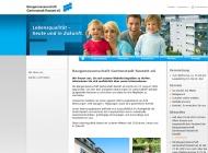 Bild Webseite  Rastatt