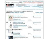 Bild TANDEM Marktdienste GmbH
