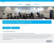 Bild bfw – Unternehmen für Bildung. Fachschule für Augenoptik