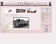 Bild Kraus Dagmar u. Ralf Beerdigungsinstitut Leo Kraus GmbH