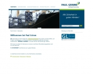 Bild Grimm Paul GmbH & Co. KG Ladungsbefestigung Schiffsausrüstung