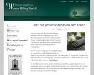 Bild Bestattungshaus Werner Billing GmbH