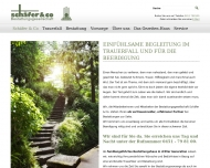 Bild Bestattungsgesellschaft Schäfer & Co. (GmbH & Co.)