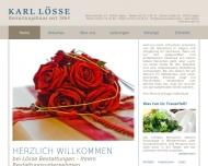 Bild Bestattungshaus Karl Lösse KG