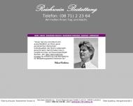Bild Bestattungsunternehmen Reichwein e.K.