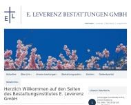 Bild Bestattungen E. Leverenz GmbH Bestattungen