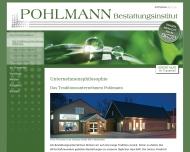 Bild Bestattungsinstitut Pohlmann GmbH