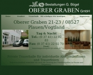 Bild Bestattungen G. Bögel OBERER GRABEN GmbH