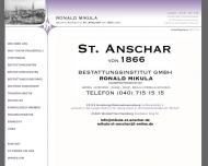 Bild RONALD MIKULA Bestattungsinstitut St. Anschar v. 1866 GmbH