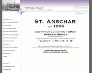 Bild Ronald Mikula Bestattungsinstitut St.Anschar von 1866 GmbH