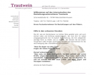 Bild Trautwein GmbH Bestattungsdienst