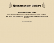 Bild Rabert Bestattungsinstitut - Rabert