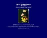 Sylter Seebestattungs-Reederei - Fritz Ziegfeld