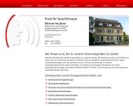 Bild Heußner Werner Dipl.-Päd. Praxis für Sprachtherapie Sprachtherapeut