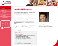 Bild Praxis für Sprachtherapie Galow Logopädie