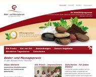 Bild Karnaper Therapie-und Wellnesszentrum am Emscherpark Weinert Klaus Physiotherapeut - Weinert Klaus Praxis für Physiotherapie