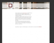 Website Galerie Moser