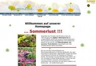 Website Zink-König Sylvia Friedhofsgärtnerei