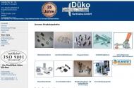Bild DüKO - Dübel u. Verbindungselemente Vertriebs GmbH