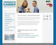 Bild Tierärztekammer Westfalen-Lippe