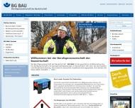 Bild BG BAU - Berufsgenossenschaft der Bauwirtschaft, AMD