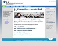 Bild Berufsgenossenschaftliche Bildungsstätten Süddeutschland e.V.