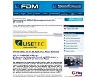Bild Fachverband des Deutschen Maschinen- und Werkzeug-Großhandels (FDM) e.V.