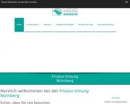Bild Webseite Friseur - Innung Nürnberg Nürnberg