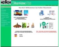 Bild Keller Max F. Chemikalien-Großhandel GmbH