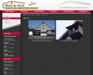 Website Reh Thilo u. Geil Peter