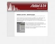 Bild Hebbel & Erk GmbH Bedachungen
