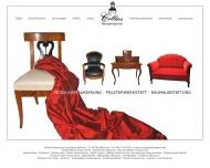 Website Collins Meisterbetrieb