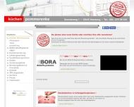 Website Küchen Pommerenke