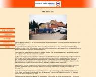 Website Mense Elektro Fernseh