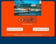 Bild Gosch & Schlüter GmbH Elektroanlagen
