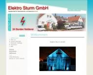Bild Elektro-Sturm Ges. für Elektrotechnik u. Elektronik m.b.H.