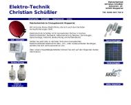 Bild Elektrotechnik Schüßler