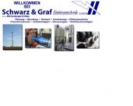 Website Würtenberger & Haas Nachfolger Schwarz & Graf Elektrotechnik