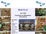 Bild Brot & So GbR Naturkost
