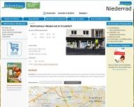 Website Krause Siegfried Reformhaus