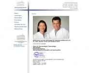 Bild Christ Joachim Dr.med. , Stefanie Dr.med. Hautärzte